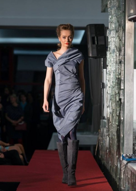 Fashion show for gabina p ralov designer bohemia agency for Fashion design agency